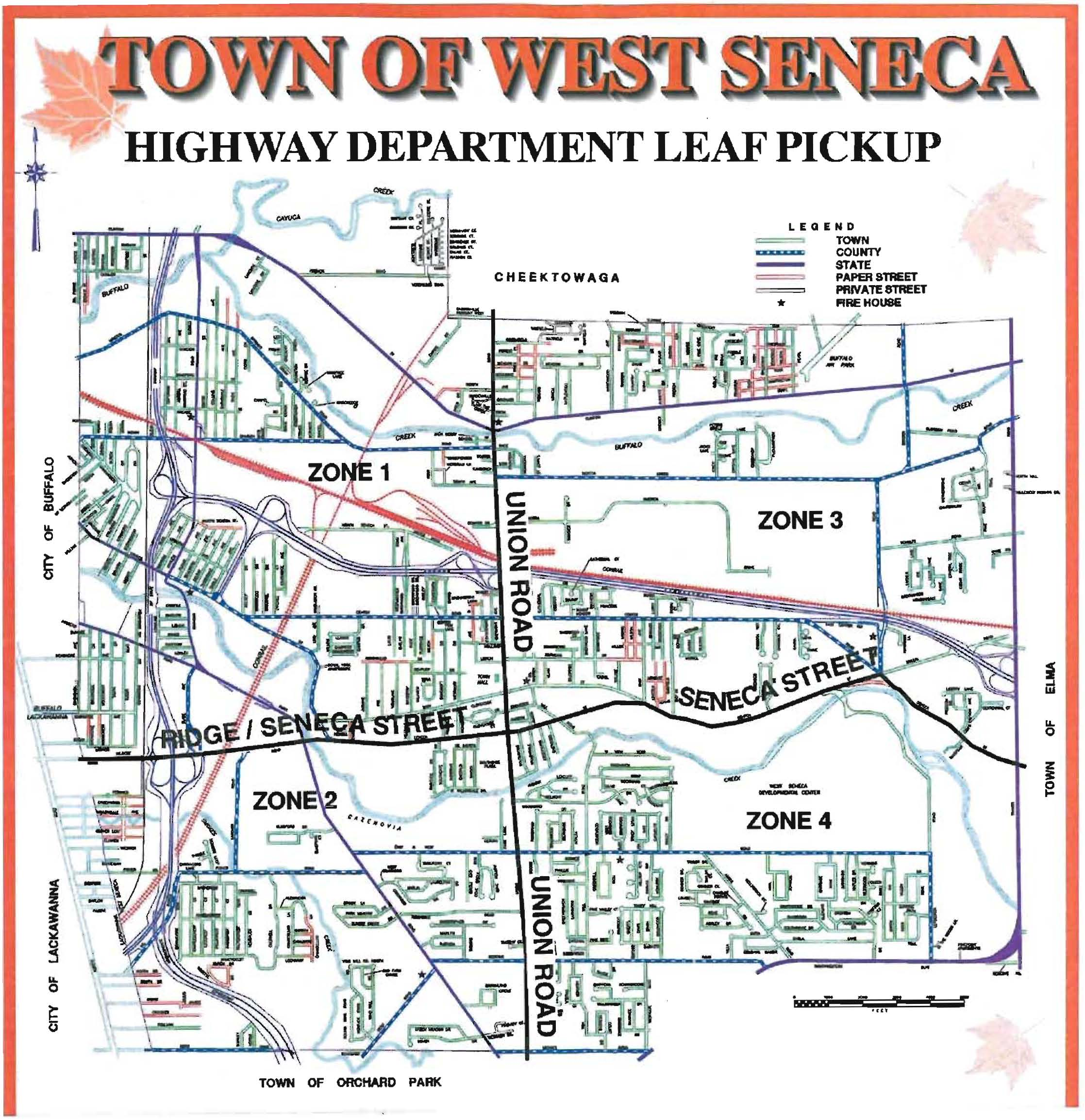 Highway Department :: West Seneca